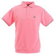 ゴルフ ポロシャツ メンズ カノコポロシャツ E20 FD5HTG63 PNK