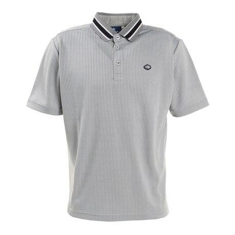 ゴルフ ポロシャツ クレリック ポロシャツ FD5KTG05 GRY
