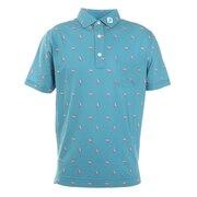 カクテルプリントシャツ FJ-S21-S16 82988
