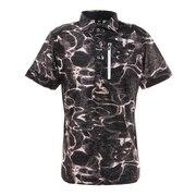 SINUOUS SHIRT 半袖ポロシャツ FOA402501-00G