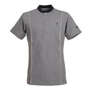 T/C 鹿の子半袖ポロシャツ 042-1160261-020