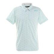 ECO 総柄クロスプリントシャツ RGMRJA02-WH00