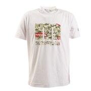 mロゴモックネックシャツ MEMQJA01-WH00