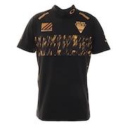 AFFECTED 半袖モックネックシャツ FOA402832-02E