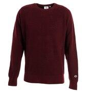 ゴルフ セーター メンズ メリノクルーネックセーター FD5GTJ03 RED