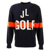 ゴルフウェア メンズ GOLF COOL MAX ニット セーター 071-11920-098