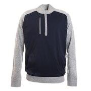 ゴルフウエア セーター メンズ 秋冬 ハイブリッドテックセーター FJ-F20-M06 84179