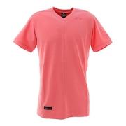 ゴルフウエア Tシャツ メンズ 秋冬 SKULL COMMON VネックTシャツ FOA401637-40K