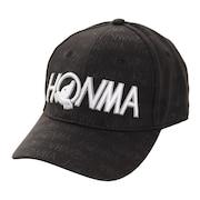 SHADOW HONMA ロゴキャップ 031-735621-BK