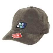 SEMI-CURVED BRIM キャップ 012-1287012-022