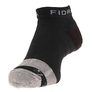 FDZR HYBRID ショートソックス FD5HFF23 BLK