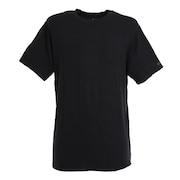 クルーネック Tシャツ 2U09CN.BLK