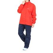 レインウエア レインスーツ ゴルフウェア 耐水 高機能 PGKLGRW1502 RED