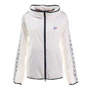 ゴルフウェア レディース パッカブルウインドジャケット CL51UY02 WHT
