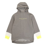 TOMMY ロゴ フーディ THLA109-GRY