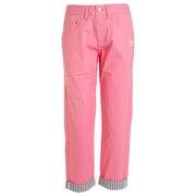 ゴルフウェア レディース 9分丈 パンツ PA55UD01 PNK