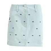 ゴルフ コードレーン とび柄刺しゅう スカート 750312-TQ