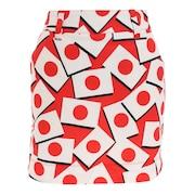 インナー付きスカート Japan Flag 760357-247