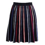 MULTISTRIPE セータースカート THLA127-NVY