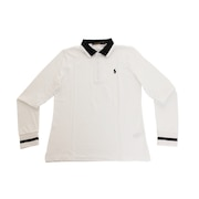 ゴルフウエア 長袖ポロシャツ WMPGKNIN6810038E86