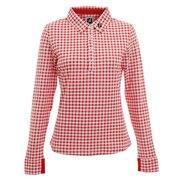 バーズアイチェックジャカードシャツ FJW-F20-S08 84277