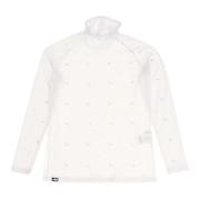 長袖メッシュインナーシャツ 750980-WT
