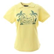 ポロシャツ ゴルフウェア ルーズマンポロハンモック 045-29445-033
