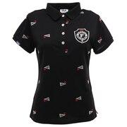 半袖ポロシャツ 750608-BK