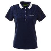 ゴルフウエア ポロシャツ レディース リンクスJQ半袖ポロシャツ 012-22341-098