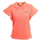 UVカット ラッフルスリーブ カノコシャツ 012-24443-036