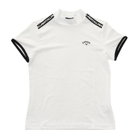 <4位>キャロウェイ 半袖モックネックシャツ