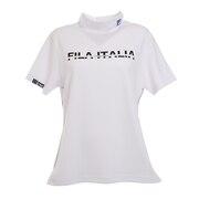 ゴルフ 半袖ハイネックシャツ 750615-WT