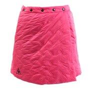 キルティング巻きスカート QGCQJX01-PK00