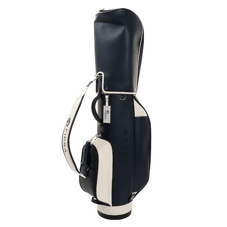ゴルフ キャディバッグ メンズ 9.0型キャディーバッグ FD5HNC01 NVY