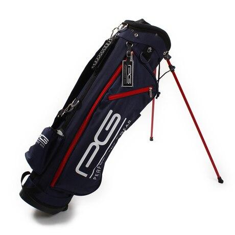ゴルフ キャディバッグ メンズ  6型POLYスタンドバッグ PGPG8T1202 NVY 軽量