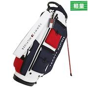 ゴルフ キャディバック メンズ CRAZY COLOR キャディーバッグ THMG9FC4-WHT