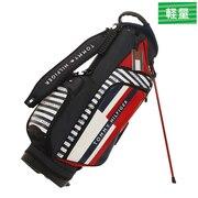 ゴルフ キャディバック メンズ THE TOMMY STAND キャディバッグ THMG0SC8-NVY