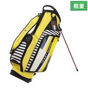ゴルフ キャディバック メンズ THE TOMMY STAND キャディバッグ THMG0SC8-YEL