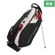 ゴルフ キャディバック メンズ SIGNATURE STAND キャディバッグ THMG0SCA-TRI