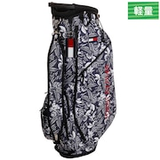 ゴルフ キャディバック メンズ SEASONAL スタンドキャディバッグ THMG0SCB-NVY