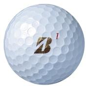 ゴルフボール TOUR B X パールホワイト 3個入り B0GXJ