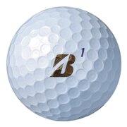 ゴルフボール TOUR B XS パールホワイト 3個入り S0GXJ