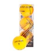 ボール KIRA BOON 三角ターゲットマーク 3個入り オレンジ