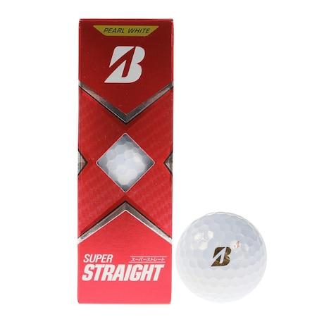 ゴルフボール SUPER STRAIGHT 3個入 T1GX 3P