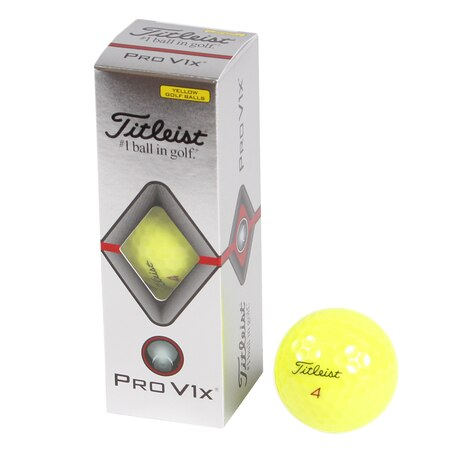 pro v1 ボール  PRO V1X 19 3個入り T2146S-3PJ