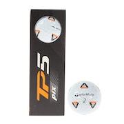 ゴルフボール New TP5 Pix ボール 3個入り SV 21