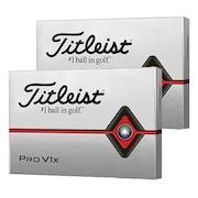 3ダースセット ゴルフボール タイトリスト PRO V1X 19 ダブルナンバー T2046S-3PLEJ