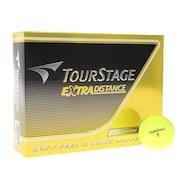 ゴルフボール EXTRA DISTANCE イエロー (1ダース 12個) オンライン価格
