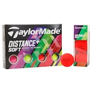 ゴルフボール 1ダース ディスタンス プラス マルチ DISTANCE+ multi 1ダース(12個)