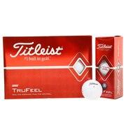 ボール 19 TRUFEEL T6034S-J ホワイト 1ダース(12個)